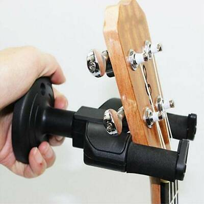 $ CDN9.73 • Buy Wall Mount Guitar Hanger Holder Hooks Stand Metal Display Stand Hanger Tool CO