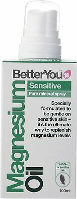BetterYou Magnesium Oil Spray Sensitive - 100ml • 9.04£