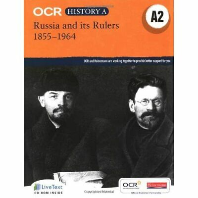OCR A Level History A: Russia And Its Rulers 1855-1964 - Paperback NEW Wells, Mi • 32.20£