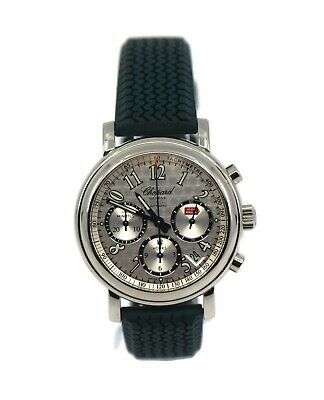 Chopard Mille Miglia Chronograph Stainless Steel Watch 8331 • 1,869.61£