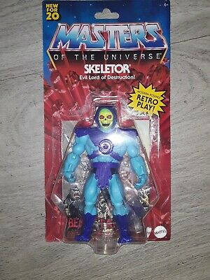$22.89 • Buy *In Hand*  Masters Of The Universe Origins Skeletor 5.5 Action Battle Figure NEW
