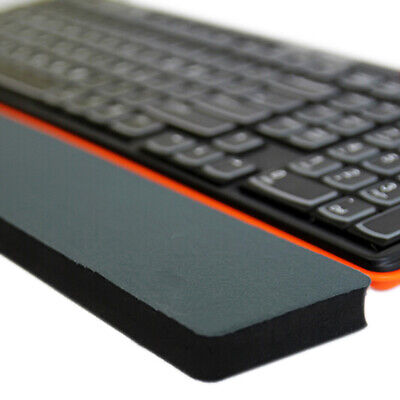 Keyboard Rubber Wrist Support Pad Pc Computer Hand Rest Comfort Hands Cushioyu • 5.36£