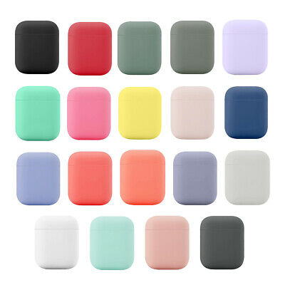 AU9.52 • Buy AirPods Accessories Case Protective Silicone Cover Skin Strap For Apple Airpod