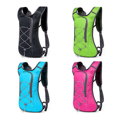 AU29.99 • Buy Sport Camping Running Hiking Cycling Hydration Backpack Bag + 2L Water Bladder