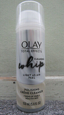 $5.99 • Buy Olay Total Effects 5OZ Cleansing Whip Polishing Creme Cleanser($0 SHIP'N ON 2ND)