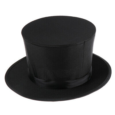 Collapsible Top Hat Magic Props For Magic Trick Streets Toys • 14.03£