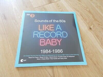 Various Artists-Sounds Of The 80s, Like A Record Baby (1984-1986) Vinyl - NEW  • 19.99£