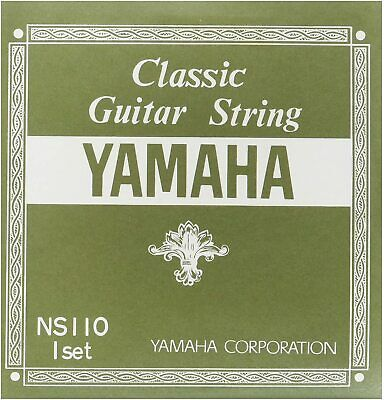 AU16.64 • Buy Yamaha YAMAHA Classical Guitar Set String NS110 Set 1 Is 3-string From The Strin