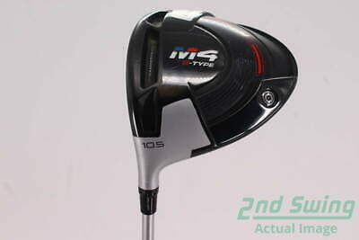 $ CDN344.71 • Buy TaylorMade M4 D-Type Driver 10.5° Graphite Stiff Left Handed 45.75in