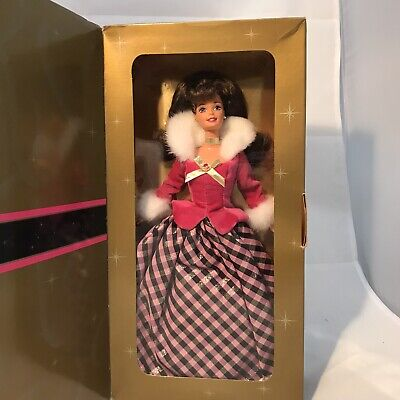$16.99 • Buy 1996 Avon Winter Rhapsody Barbie Special Edition Second In A Series