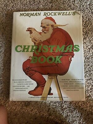 $ CDN39.55 • Buy Rockwell's, Norman, Christmas Book Norman Rockwell