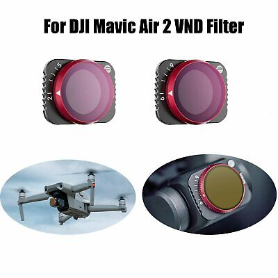 AU46.69 • Buy PGYTECH ND Camera Lens Filter For DJI Mavic Air 2 Drone Accessories