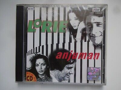 LORIE / ANJUMAN ~ Bollywood Soundtrack Hindi CD ~ Khaiyyaam ~ 1998 ~ New • 7.95£