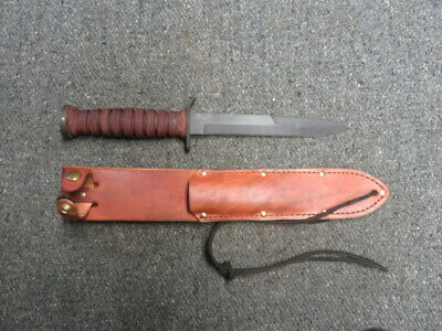 $ CDN31.45 • Buy Camillus Reproduction Wwii Style M3 Fighting Knife-excellent