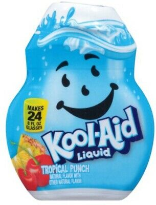 Kool-Aid Assorted Flavor Lot Enhancer Liquid Drink Mix 3 Bottle Pack • 15.30£