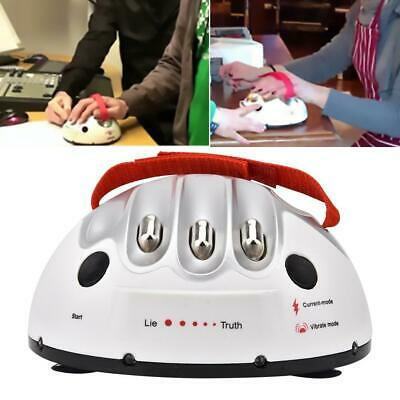 £10.78 • Buy Lie Detector Game Polygraph Electric Shocking Liar Toy Children Party Game