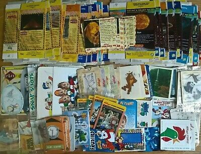 Kelloggs Cereal Trade Cards Job Lot • 4.99£