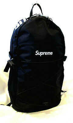 $ CDN301.67 • Buy Supreme The North Face Cordura Logo Backpack Black Ss16