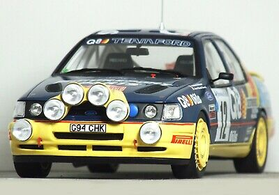 1:18 OttO FORD SIERRA Rs SAPPHIRE 4x4 Cosworth Q8 *NIGHT-STAGE Monte Carlo RALLY • 169.50£