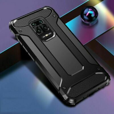 $8.57 • Buy For Xiaomi Redmi Note 9 9S 8T 7 8 Pro Shockproof Rugged Armor Hard PC Case Cover