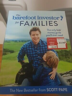 AU10 • Buy The Barefoot Investor For Families