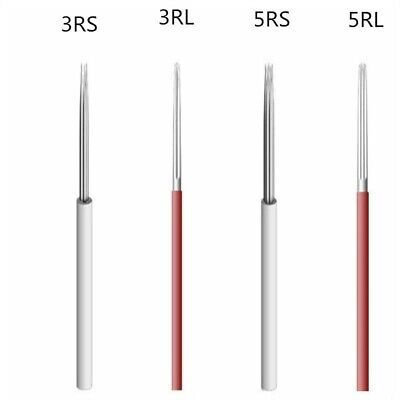 $ CDN9.36 • Buy Microblading 3R 5R Needles Fog Eyebrow Round R3 R5 Permanent Makeup Tattoo Blade