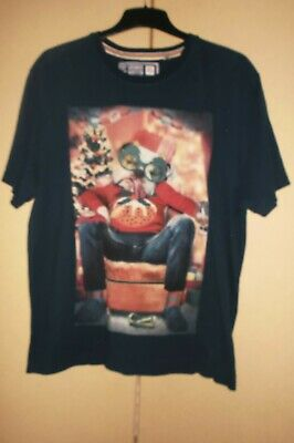 St George By Duffer T Shirt Size XL. • 4£