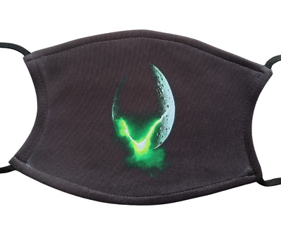 Alien Egg Face Mask Covering Washable With Filter Adults • 6.50£