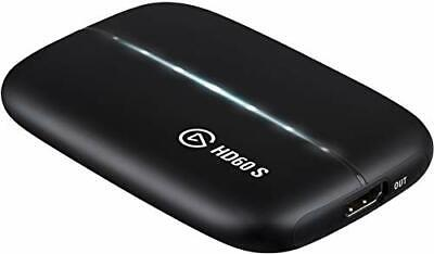 £185.99 • Buy  Game Capture HD60 S Elgato - Stream And Record In 1080p60, For PS 4, XBOX....