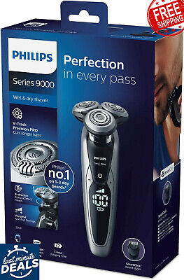 AU489.99 • Buy Philips S9711/41 Wet & Dry Series 9000 NEW Electric Shaver V-Track Pro RRP $499