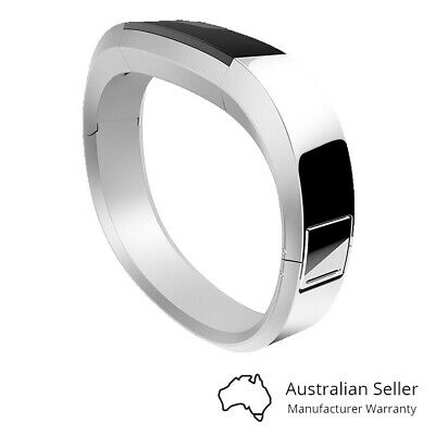 AU43.99 • Buy Fitbit Alta Band Metal Bracelet Small FB158MBSRS - Silver - [Au Stock]