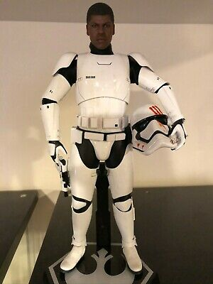 $199 • Buy Hot Toys 1/6 Star Wars Finn In Stormtrooper Disguise