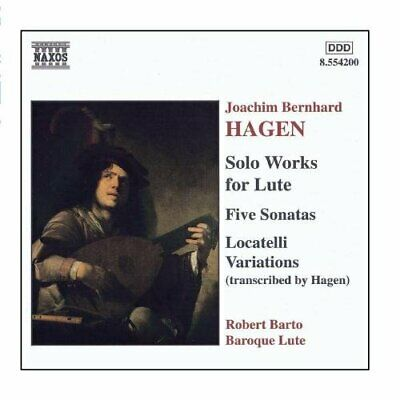 £10.18 • Buy Hagen: Solo Works For Lute [IMPORT] -  CD TYVG The Cheap Fast Free Post The