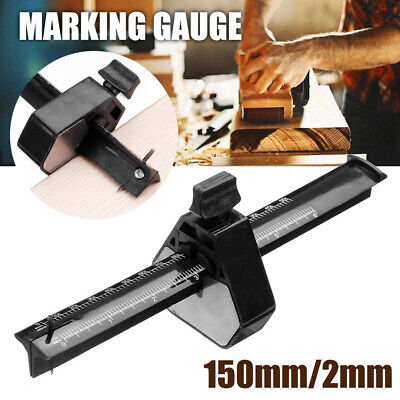 £4.19 • Buy Mortice Joinery Marking Gauge Center Point Scriber Carpentry Woodworking Tool☃