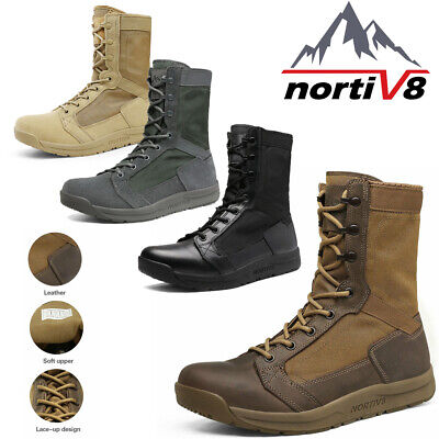 $43.38 • Buy Men's Lightweight Military Tactical Jungle Combat Boots Hiking Boots