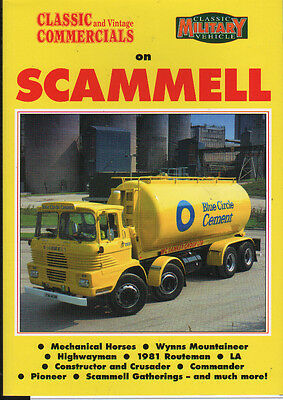 £16.95 • Buy TRUCK LORRY BOOK - Classic & Vintage Commercials On SCAMMELL