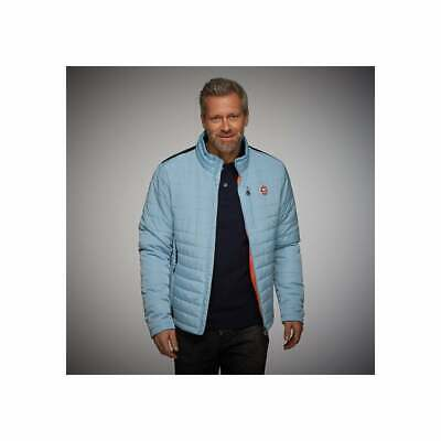 Grandprix Originals Gulf Performance Jacket Sky Blue • 94.46£