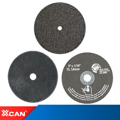 £10.25 • Buy 75mm Angle Grinder Cutting Disc 5pcs For Cutting Stone Tile Circular Saw Blade