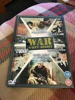 £5.99 • Buy Black Hawk Down / Born On The 4th Of July / Casualties Of War / Gardens Of Stone