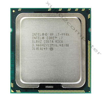 $ CDN232.17 • Buy Intel Core I7-990X I7990X 3.46GHz LGA 1366 CPU Processor