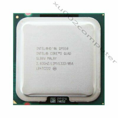 $ CDN32.61 • Buy Intel Core 2 Quad Q9550 2.83GHz 12M 1333 Quad-Core LGA775 CPU Processor