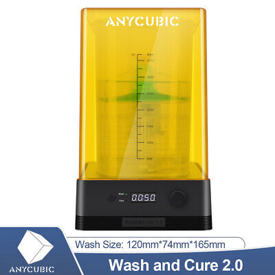 AU179 • Buy ANYCUBIC Wash And Cure Machine 2.0 For LCD SLA 3D Printer Photon 405nm UV-Light