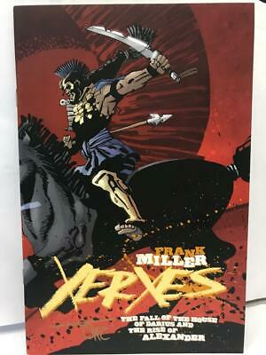 SDCC 2019 Frank Miller XERXES # 5 SIGNED By ALEX SINCLAIR With COA • 29.48£