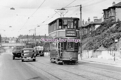 £2.20 • Buy A0868 - Glasgow Tram - No.613 On Route 8 Off To Giffnock - Print 6x4