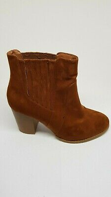 Red Herring Womens Brown Boots UK Size 5 • 12£