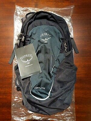 $40.99 • Buy NEW WITH TAGS Osprey Daylite Daypack O/S Black 13L Lightweight Backpack NWT