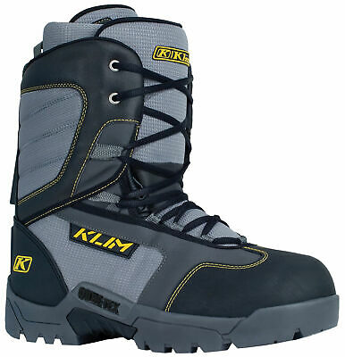 $ CDN297.26 • Buy Klim Radium GTX Boots (Pair) Black Adult Size 6-14