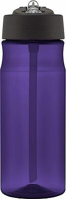 Thermos Hydration Water Bottle With Straw, Purple, 530 Ml • 9.60£