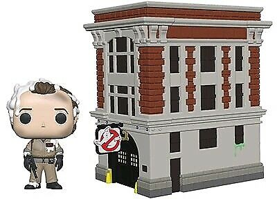AU59.99 • Buy Ghostbusters - Peter With Firehouse Pop! Town