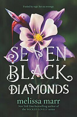 Seven Black Diamonds By Marr, Melissa Book The Cheap Fast Free Post • 10.99£